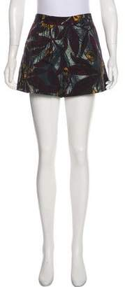 Marc Jacobs High-Rise Printed Shorts