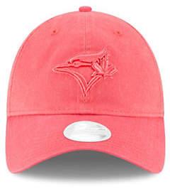 New Era Womens Toronto Blue Jays Preferred Pick 9Twenty Coral Cap