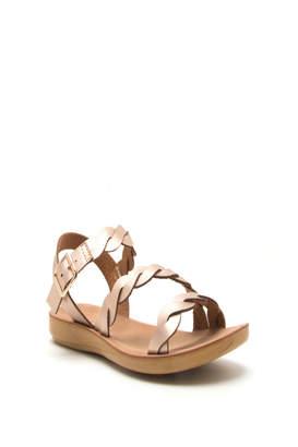 Bamboo Braided Sandals