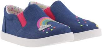 Børn Bailey Krissy Slip-On Glitter Sneaker