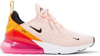 Nike Air Max 270 Mesh Sneakers - Pastel pink