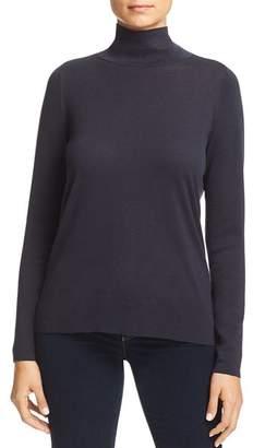 Lafayette 148 New York Modern Mock Neck Sweater