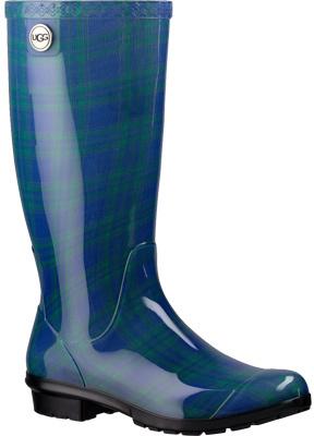 UGGWomen's UGG Shaye Plaid Rain Boot