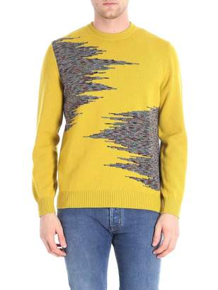 Missoni Round Neck Wool