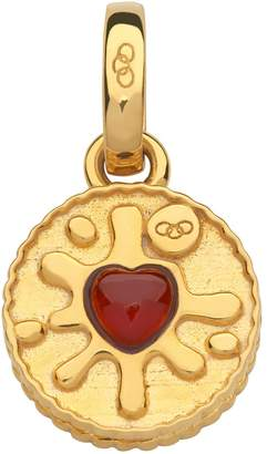 Links of London Yellow Gold Jammy Dodger Charm