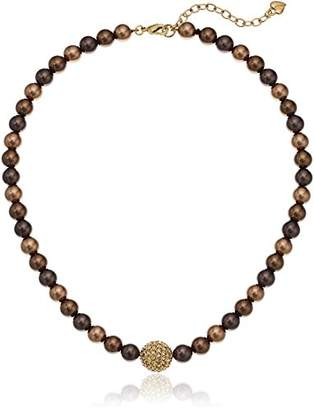 Carolee Adjustable 8 mm Necklace