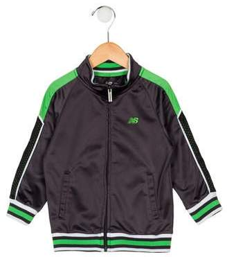 New Balance Boys' Track Jacket