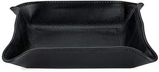 Graphic Image Leather Valet Tray