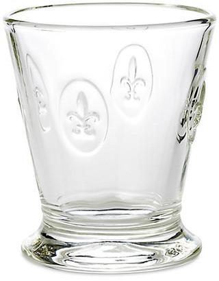La Rochere Set of 6 Fleur-de-Lis Tumblers