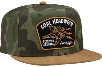 60bd3926cb8 Coal Headwear Seeker Snapback Hat
