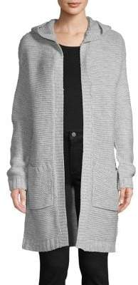 Vero Moda No Name Long-Sleeve Hooded Cardigan