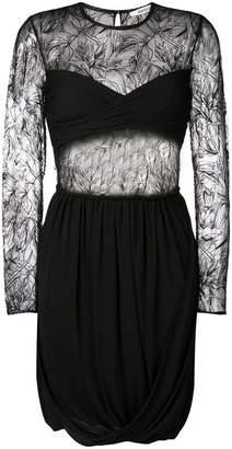 Roberto Cavalli Iris lace dress