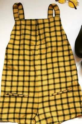 Reverse Cher Yellow Romper