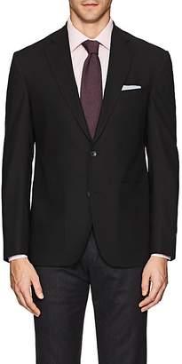 Barneys New York Men's Brad Wool Hopsack Two-Button Sportcoat