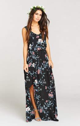 Show Me Your Mumu Kendall Maxi Dress ~ GWSXMumu Wedding Soiree
