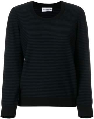Sonia Rykiel round neck knit jumper