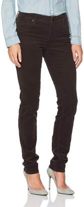 KUT from the Kloth Women's Diana Skinny Corduroy In Annecy Charcoal, ANNECY CHARCOAL
