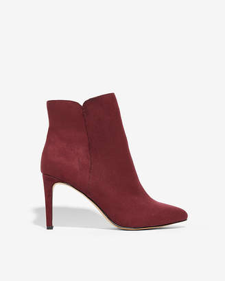 Express Dressy Heeled Booties