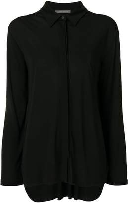Alberta Ferretti button up blouse