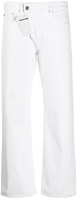 Each X Other straight leg jeans