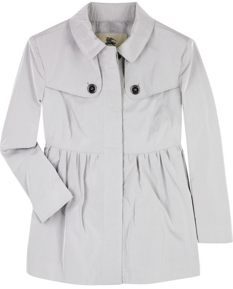 Burberry Maidensgrove trapeze jacket