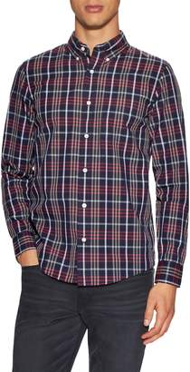 Jack Spade Men's Macdowell Tartan Sportshirt