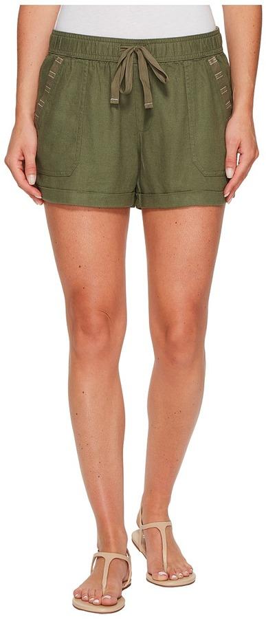 Roxy - Symphony Lover Linen Short Women's Shorts