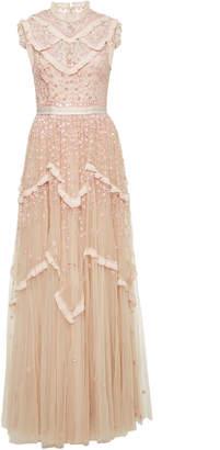 Needle & Thread Daisy Shimmer Gown