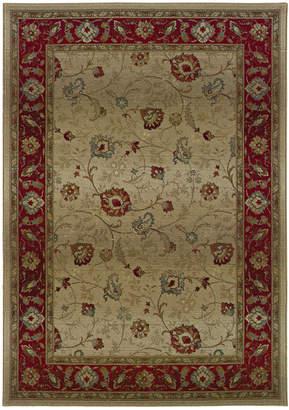 """Oriental Weavers Area Rug, Genesis 521J 4'0"""" X 5'9"""""""
