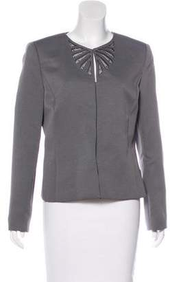 Tahari Structured Evening Jacket