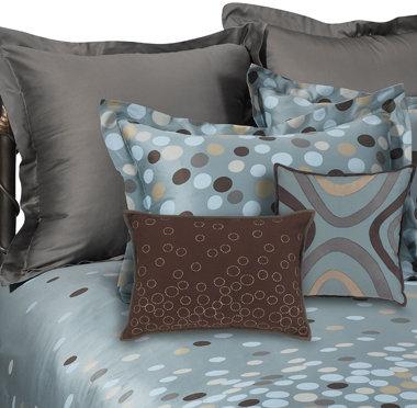 Waterfall Mini Duvet Set by Angela Adams, 100% Cotton