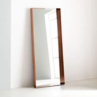west elm Industrial Shadowbox Floor Mirror