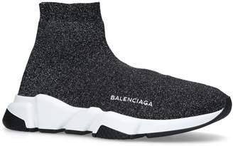 Balenciaga Speed High-Top Sneakers