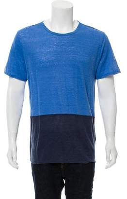Onia Chad Color Block T-Shirt w/ Tags