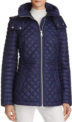 Andrew Marc Emma Quilted Puffer Jacket