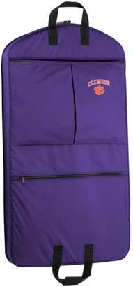 Wally Bags Wallybags WallyBags Clemson Tigers 40-Inch Garment Bag