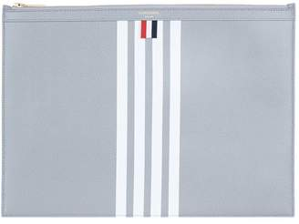 Thom Browne Leather Laptop Case