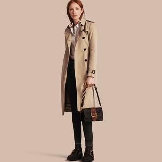 Burberry Cotton Gabardine Trench Coat $1,795 thestylecure.com