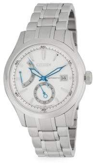 Citizen Grand Classic Calibre 918 Stainless Steel Analog Bracelet Watch
