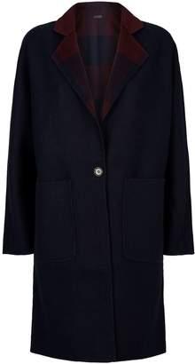 Rails Larsen Two-Tone Coat
