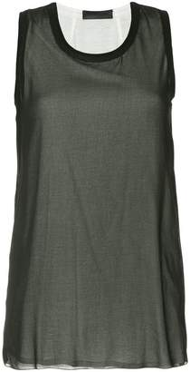 CNC Costume National (シーエヌシー コスチューム ナショナル) - Costume National tank top