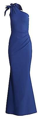 Chiara Boni Women's Gosia One-Shoulder Gown