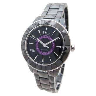 Christian Dior VIII ceramic watch