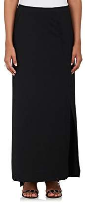 Chloé WOMEN'S STRETCH-WOOL MAXI SKIRT