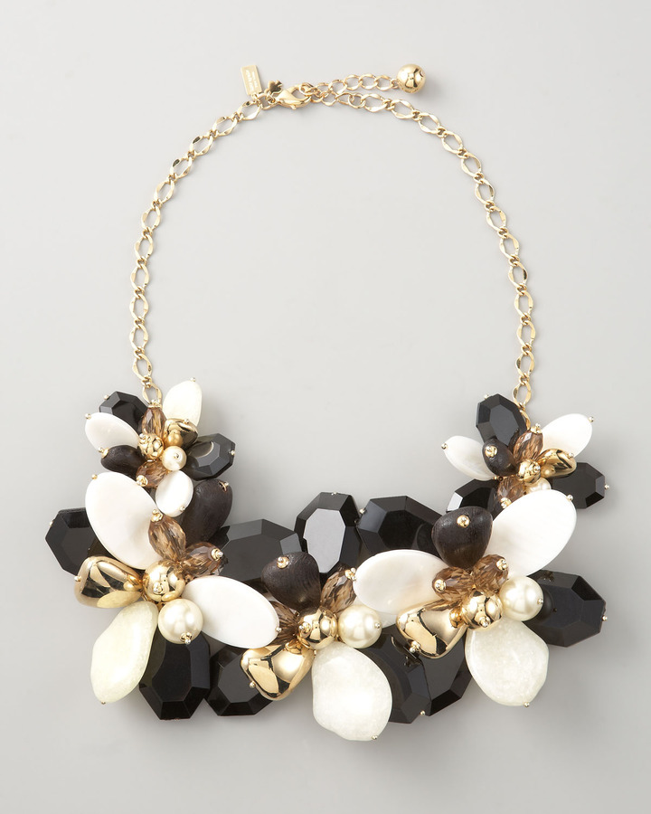 Kate Spade Orchidia Necklace