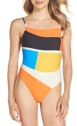 Billabong Vai Vai Reversible One-Piece Swimsuit