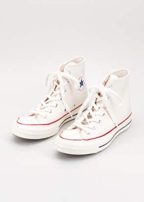 Converse Parchment Chuck Taylor All Star 70 - Hi Sneakers | Wildfang - Chuck Taylor All Star White Hi Top Sneakers - PARCHMENT - 11