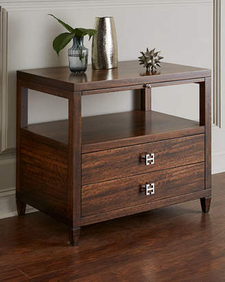 John-Richard Collection Vika Bedside Table