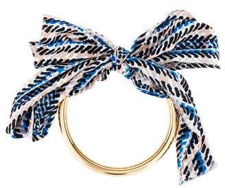 Marni Scarf Choker Necklace