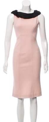 Diane von Furstenberg Wool Pansy Dress
